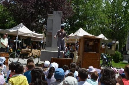 Los Kikolas nos presentan su espectáculo para peques llamado Sin remite