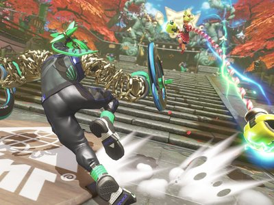 ARMS volverá a ser el protagonista del nuevo Nintendo Direct que se emitirá el 18 de mayo