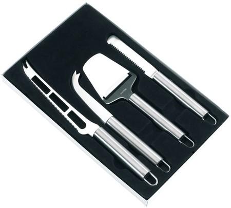 Juego De 4 Cuchillos Para QuesoJuego de 4 Cuchillos para Queso