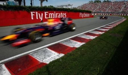 Daniel Ricciardo Gp Canada 2014