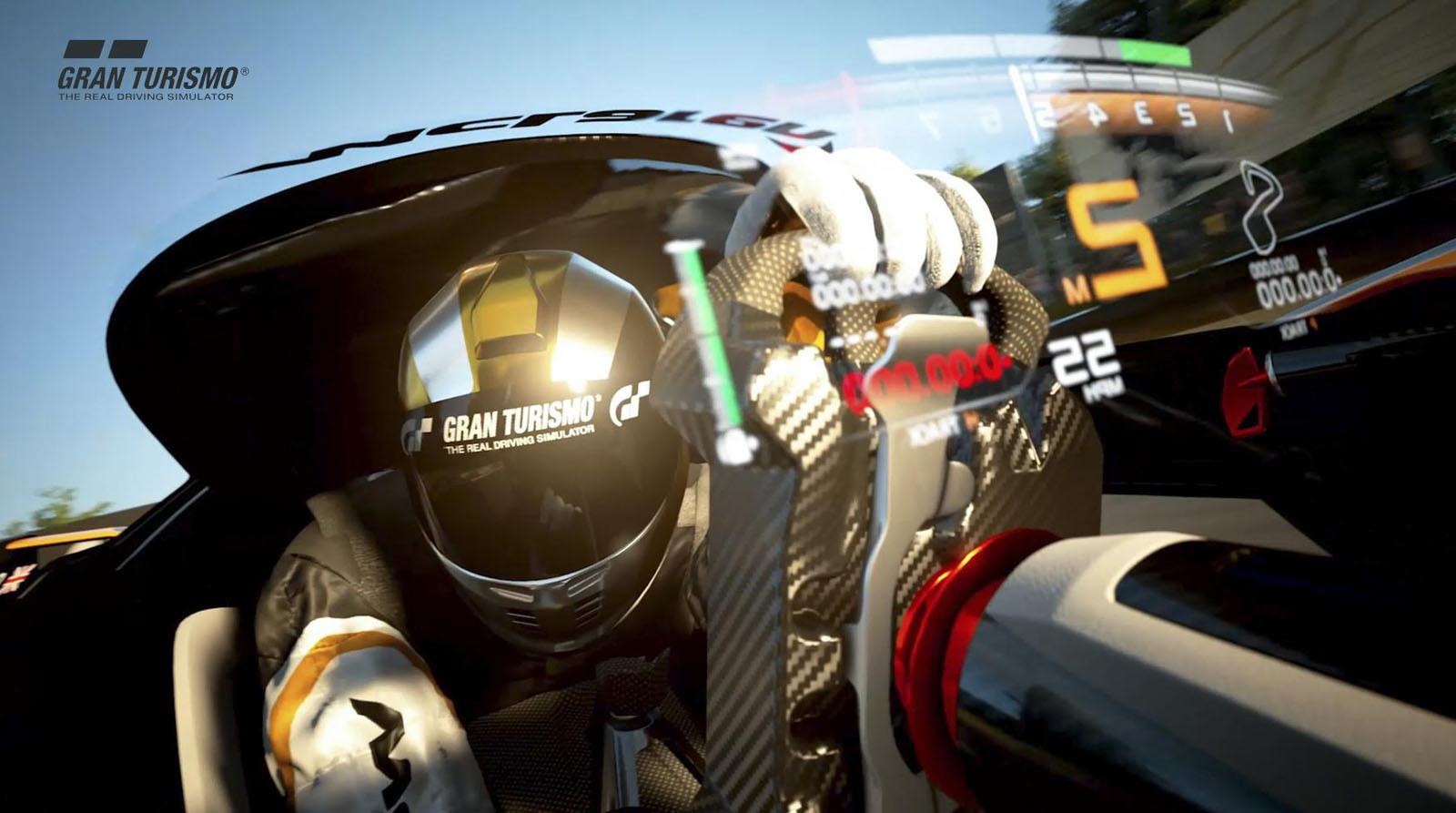 Foto de McLaren Ultimate Vision Gran Turismo (8/10)