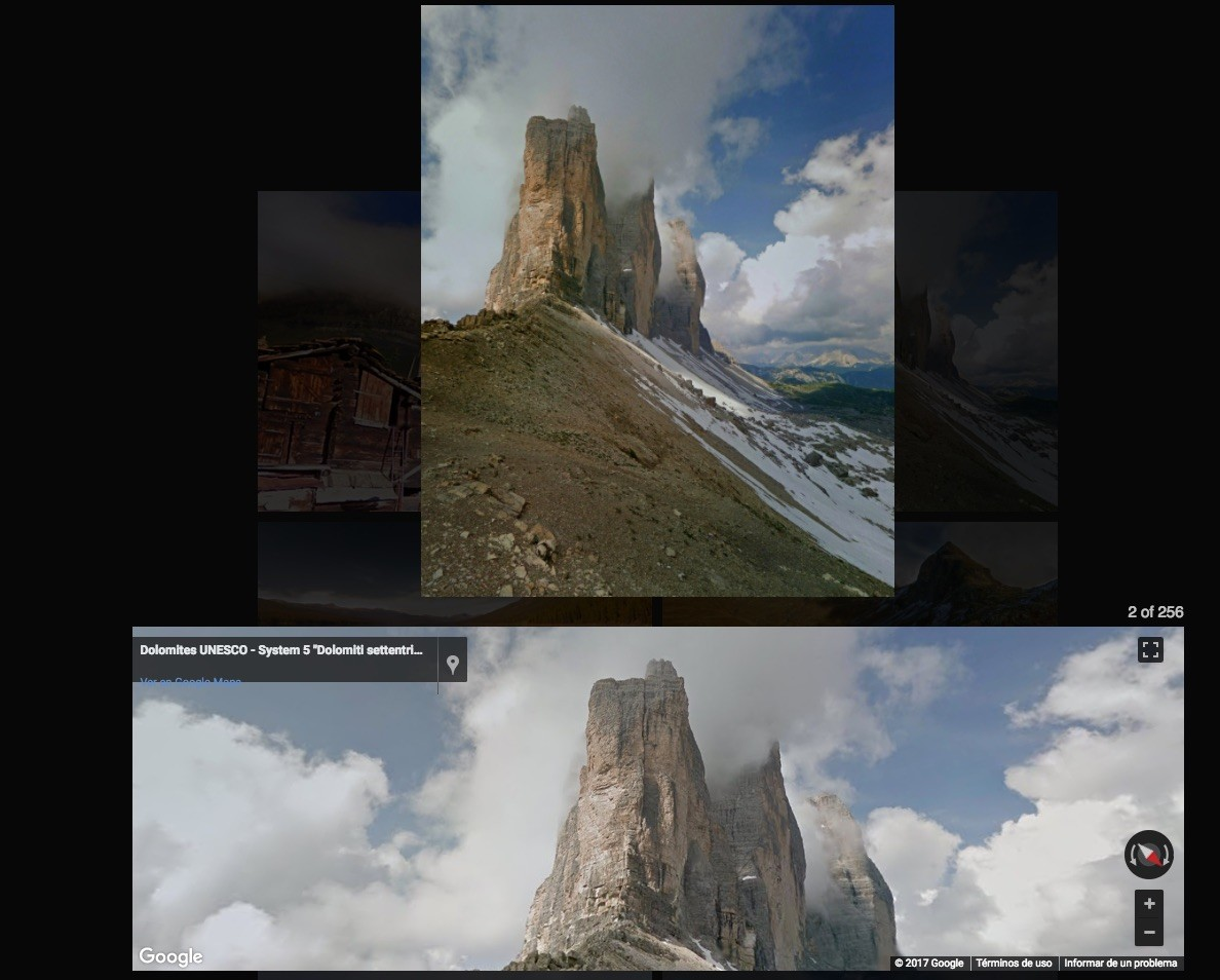 Foto de Imágenes editadas por una inteligencia artificial de Google (1/4)