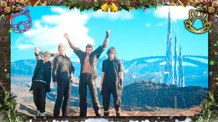FFXV holiday