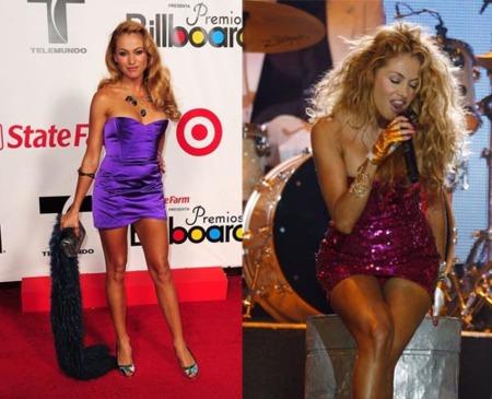 Latin Billboard 2009: todos los looks