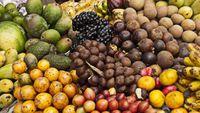Frutas exóticas, caprichos insólitos de verano