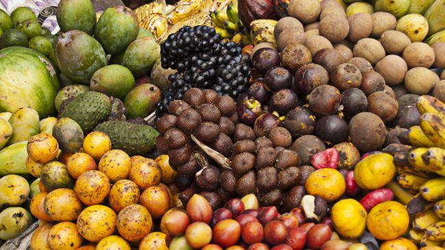 Frutas ex ticas caprichos ins litos de verano - Frutas tropicales y exoticas ...