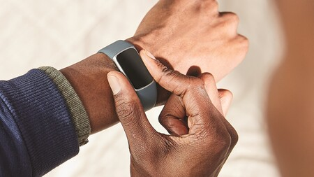 Fitibit Charge 5 Oficial Caracteristicas Monitor Salud Actividad Fisica Deporte Sensor Eda