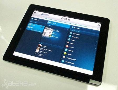 Sonos actualiza su aplicación de control Hi-Fi Multiroom