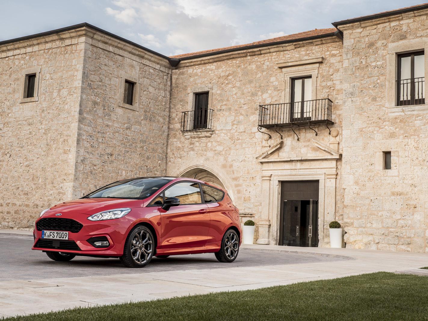 Foto de Ford Fiesta 2017, toma de contacto (8/192)