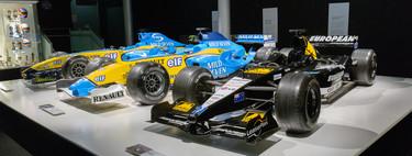 Todos los coches de Fernando Alonso desde el karting hasta el Dakar y pasando por la Fórmula 1