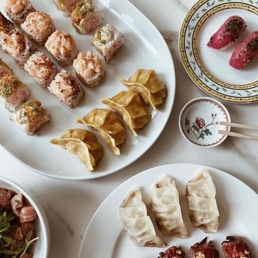 Dime tu receta de sushi y comida japonesa favorita y te diré cómo hacerla en casa para tus próximas cenas y comidas con amigos