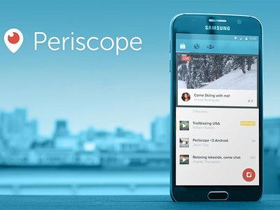 Periscope añade soporte multiventana a su aplicación para Android