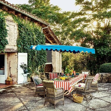 La semana decorativa: casas de vacaciones y pequeños rincones, funcionales y bien acondicionados