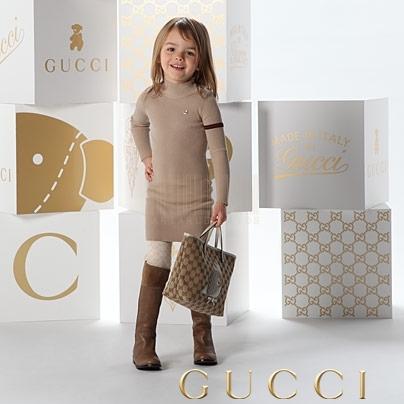Foto de Especial moda infantil: Ralph Lauren y Gucci, estilo de adultos adaptado a los más pequeños (13/19)