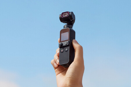 DJI Pocket 2: la sucesora de la Osmo Pocket tiene un sensor más grande, dispara en 64 megapíxeles y graba en HDR