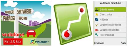"""Find&Go, el mejorado servicio """"GPS Navigator"""" de Vodafone"""