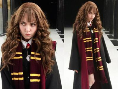 Desde Hermione Granger hasta Daenerys Targaryen: a esta artista del disfraz no se le resiste nadie