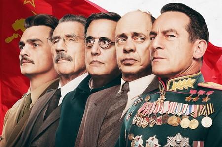 'La muerte de Stalin' es una hilarante sátira política con grandes diálogos y un inspirado reparto