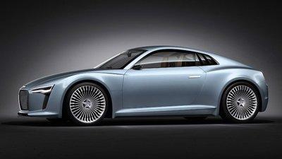Rumores sobre un Audi e-tron Roadster para el Salón de París