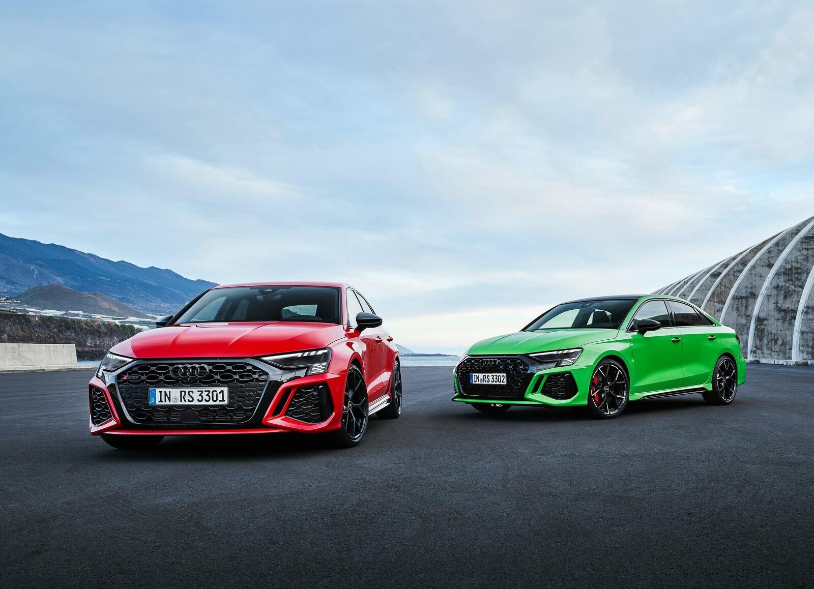 Foto de Audi RS 3 2022 (54/99)