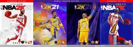 Nba 2k21 Ediciones