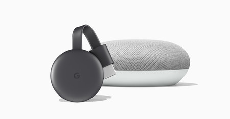 Chromecast 3 Y Home Mini