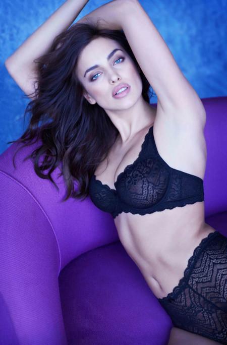 El radical cambio de look de Irina Shayk
