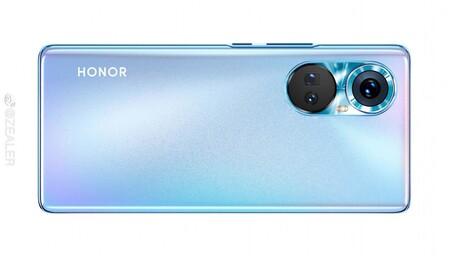 El Honor 50 verá la luz el 16 de junio con un diseño extrañamente similar al Huawei P50, según filtraciones