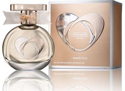 Coach lanza su perfume Coach Love para el Día de San Valentín