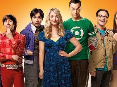 Camisetas The Big Bang Theory, en varios diseños y tallas, por 7,24 euros y envío gratis
