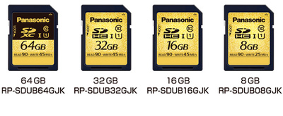 Nuevas tarjetas SD de Panasonic, resistentes a todo tipo de situaciones o eso dicen