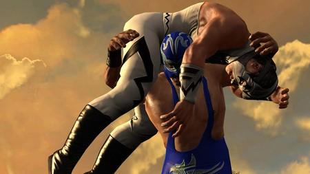 Lucha Libre: Héroes del Ring, o como un juego de Lucha Libre fue uno de los primeros títulos AAA desarrollados en México