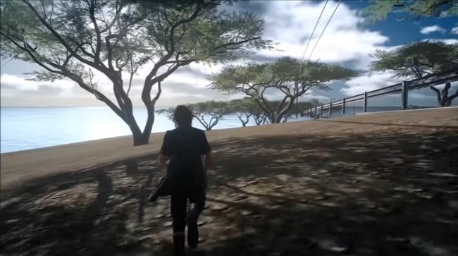 Final Fantasy Xv Mapa 02