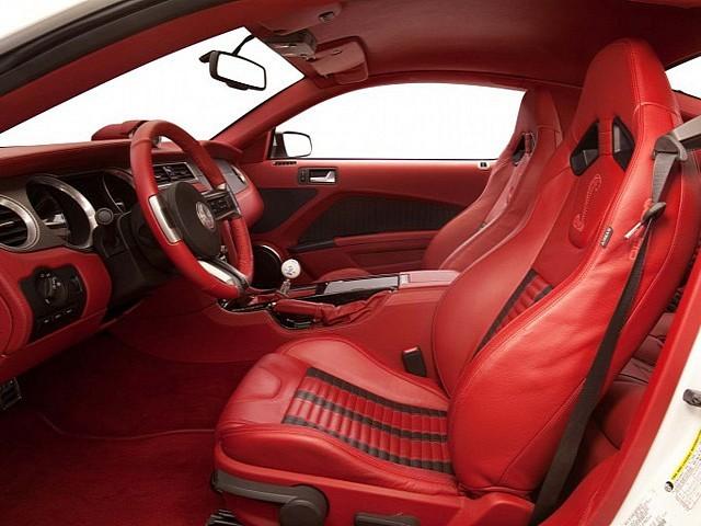 Galpin Auto Sports ensancha el Shelby GT 500