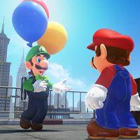 Mundoglobo en Super Mario Odyssey empieza a llenarse de globos que no vas a poder recoger