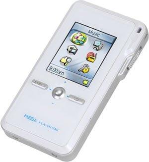 Reproductor MP3 con cargador solar
