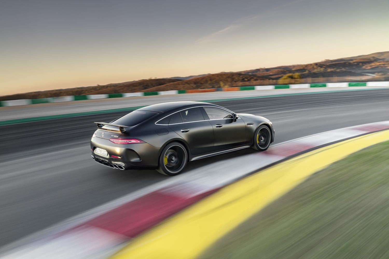 Foto de Mercedes-AMG GT (4 puertas) (27/40)