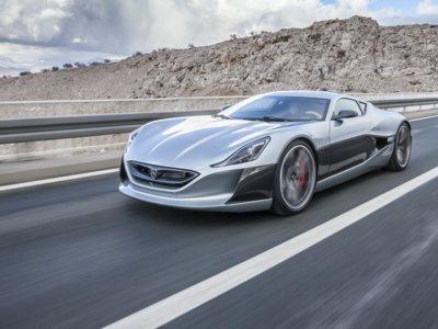 Rimac Concept_One, 1.088 CV de deportivo eléctrico