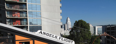 Reabren Angels Flight, el funicular de 'La La Land'