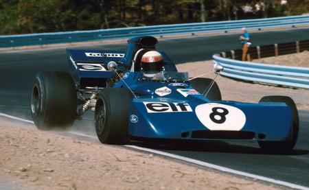 Jackie Stewart GP Estados Unidos 1971