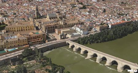 Mezquita de Córdoba en los Mapas de Apple
