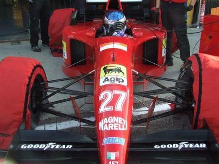 Llegan las Ferrari World Finals 2010 al Circuito de la Comunitat Valenciana Ricardo Tormo