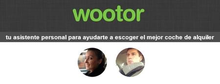 Wootor.com, asistente personal para alquilar un coche al mejor precio