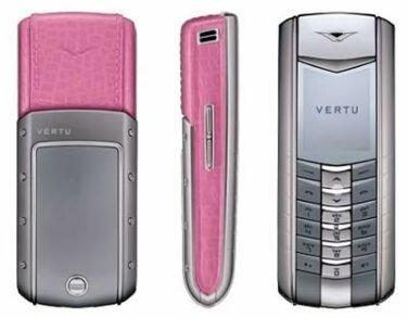 Vertu, nuevos modelos del móvil más exclusivo