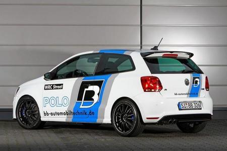 Volkswagen Polo R WRC Street por B&B