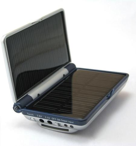 Cargador solar de bolsillo Powersafer SC-20