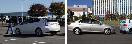 Toyota Seguridad 2015