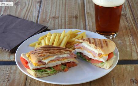 Receta del campero malagueño, el bocadillo en formato sándwich que vas a querer probar