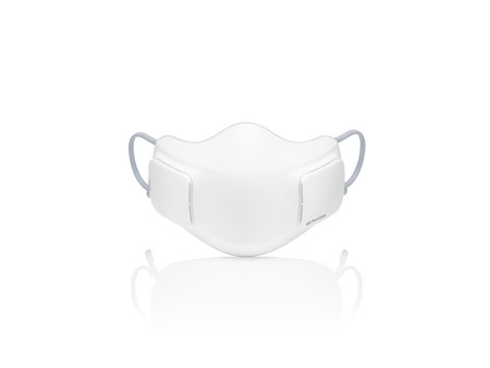 Cubrebocas Mascarilla Lg Purificador Aire Personal Wearable