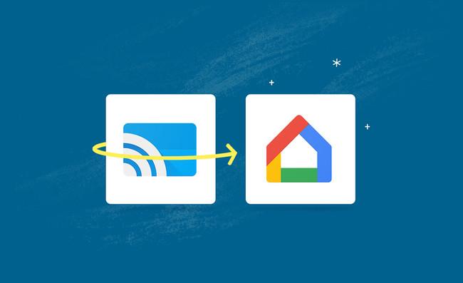 Google Cast es Google Home